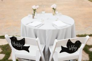hubby - wifey signs