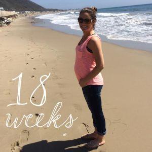 Bumpdate {18 weeks}
