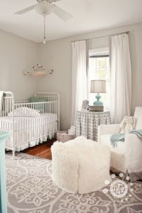 neutral boy nursery